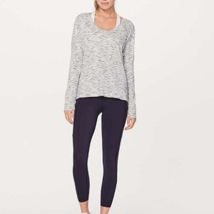Lululemon 'Meant to Move' Long Sleeve Top